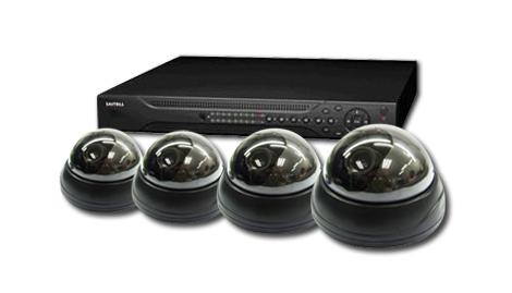 Комплект за видеонаблюдение PSS-3