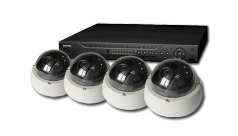 Комплект за видеонаблюдение PSS-7