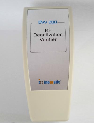 DVV-200 Ръчен скенер