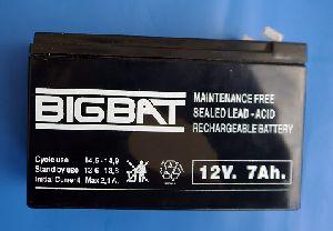 Акумулатор BigBat 12V/7Ah