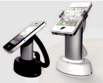 S2133/S2130 алармени стойки за смартфони