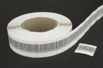 RLS1 хартиен етикет